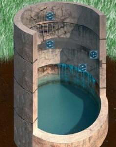 Устройство колодцев для питьевой воды