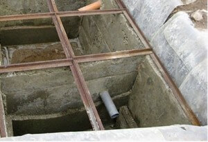 Септик своими руками из бетона
