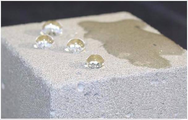 Гидрофобизатором для бетона краски для стен и потолка, deluxe