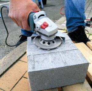 Насадки для шлифовки бетона на болгарку