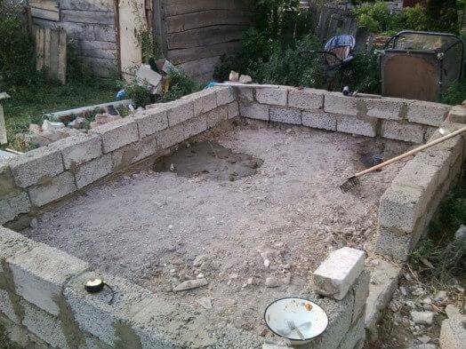 Как построить дом своими руками из керамзитоблоков видео 7