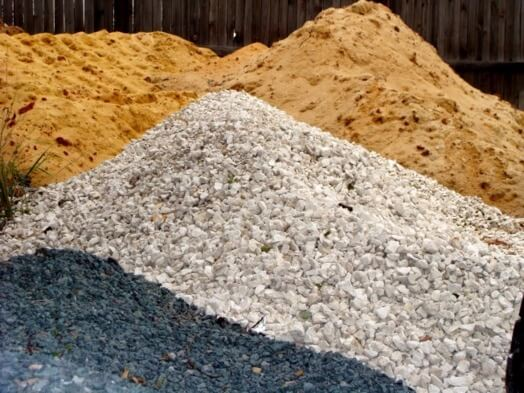 Компоненты для производства бетона