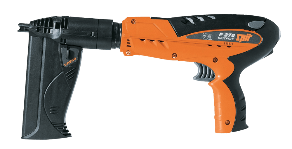 Для приобретения порохового монтажного пистолета требуется специальное разрешение.