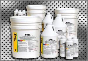 Пропитка XTREME HARD защищает бетон от влаги.
