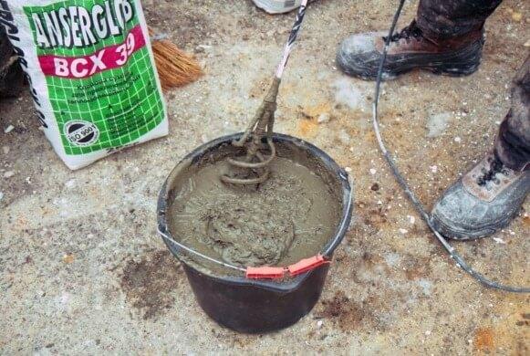 Штукатурка для керамзитобетона столешница бетон чикаго