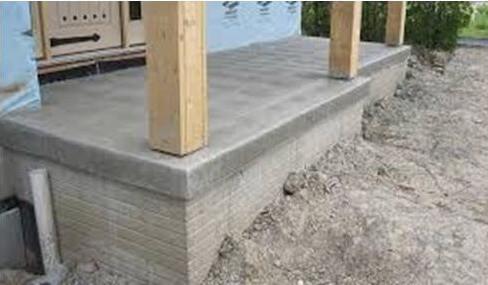 Чем закрепить бетон купить ритуальные плиты из бетона