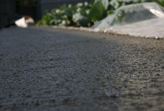 утряска бетона