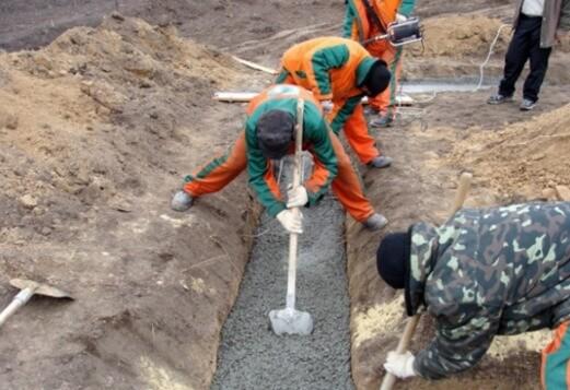 Штыковать бетон климовск купить бетон