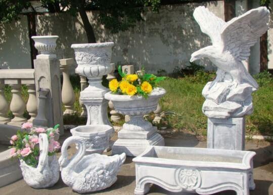 Скульптуры бетон кислотные красители для бетона спб купить