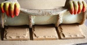 Изображение - Мрамор из бетона sozdanie-formy-300x157