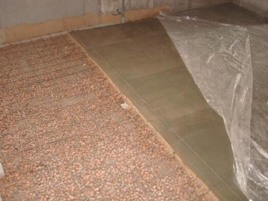 Стяжка из керамзитобетон бетон завод купить