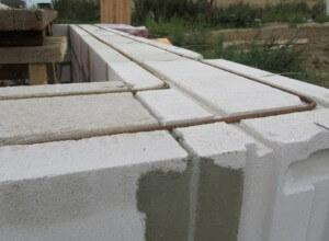 Кладка газоблока на клей или цементный раствор смоленск заказ бетона