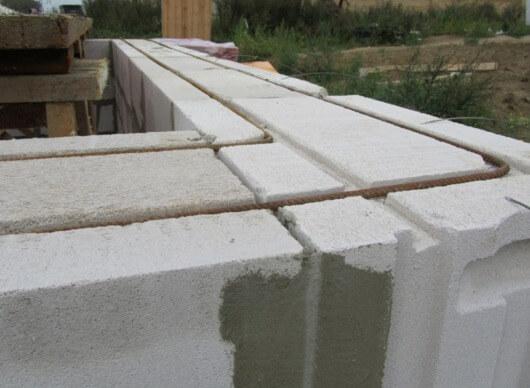 Кладка газобетонных блоков на раствор цементный бетон нт курск