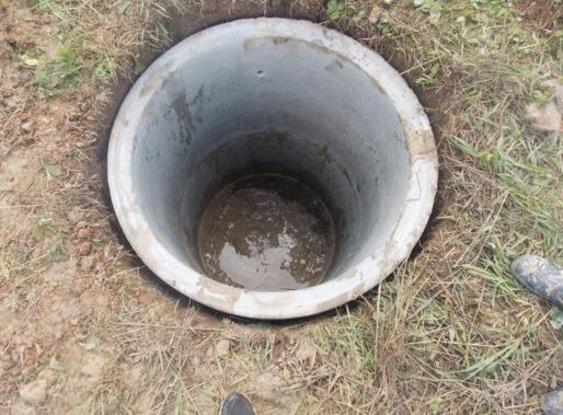 Установка колец для воды