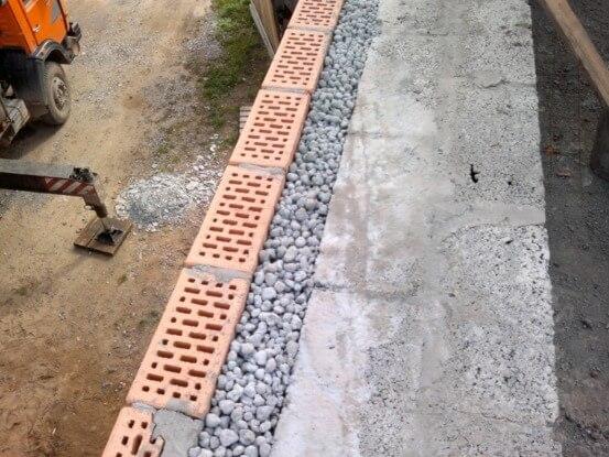 Блоки из керамзитобетона с утеплением рельс форма для бетона купить