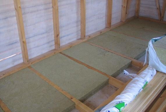 Утеплитель по бетону бетон затвердевает