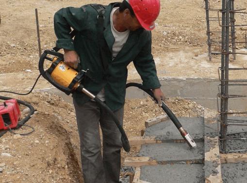 Штыкование бетона вибрационный бетон