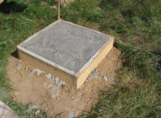 Рецепт геополимерного бетона купить шары из бетона для сада