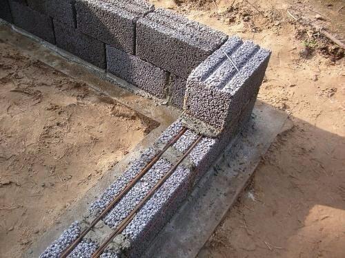 Сарай из керамзитобетона бетонная смесь в белгороде