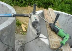 Как самому сделать вибратор для бетона