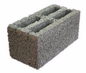 Баня из керамзитобетонных блоков толщина стен