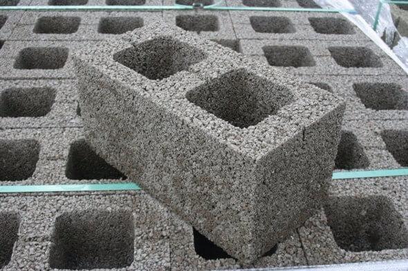 газосиликат керамзитобетон блоки