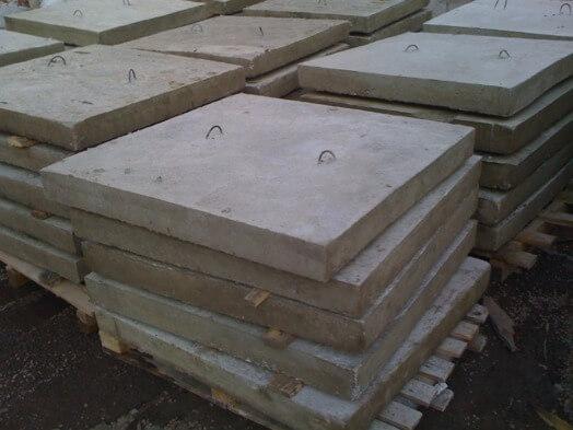 бетон плити