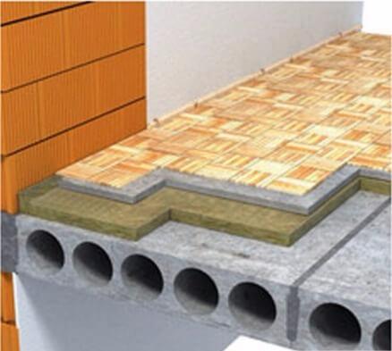утеплитель бетона
