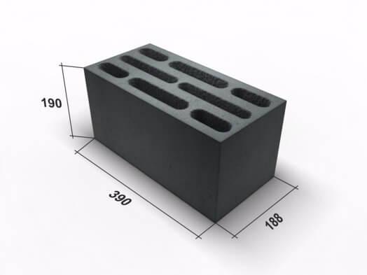 Керамзитобетон вес одного блока бетонная смесь п1
