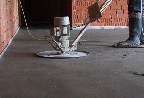 Технология шлифовка бетона штукатурка известково цементным раствором цена