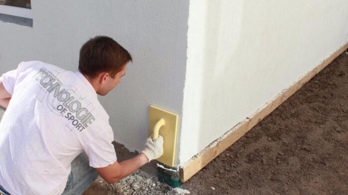 Шпатлевание бетона раствор цементный киров