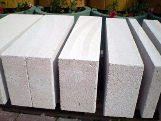 отвердевший бетон