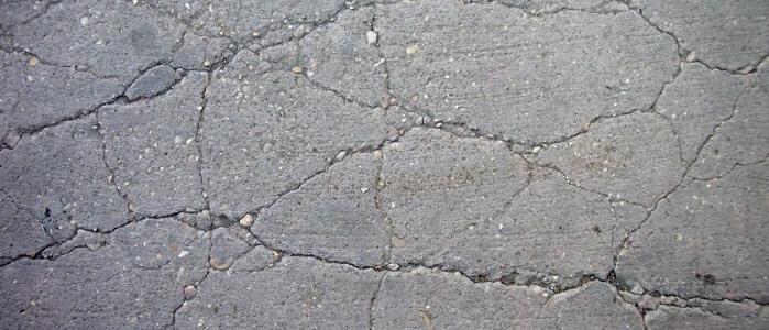 раскол бетона