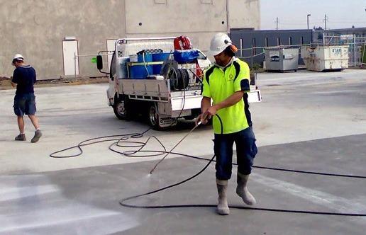 Увлажнение бетона бетон купить екатеринбург цена