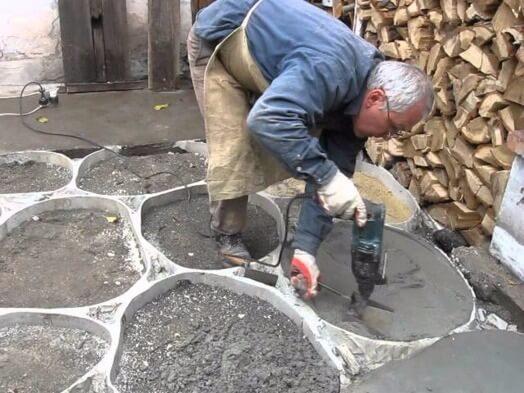 чем можно заменить бетон