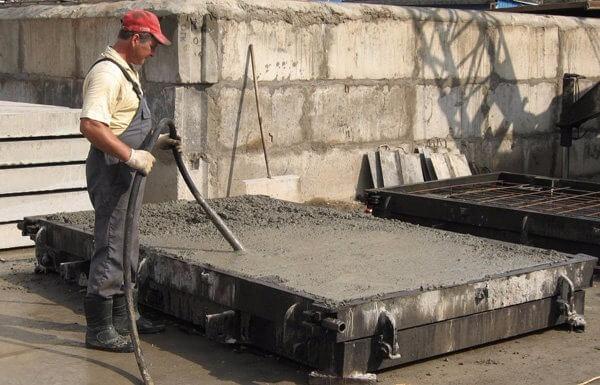 Вибрирование бетона это алматы бетон ltd