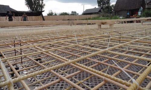 Арматура в бетоне керамзитобетон в 20