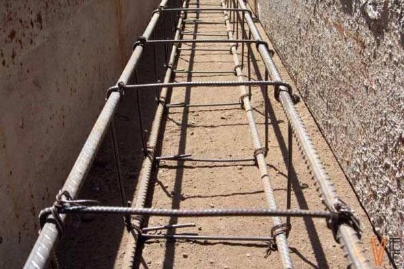 Виды армирования бетонов купить бетон в щелково цена за куб