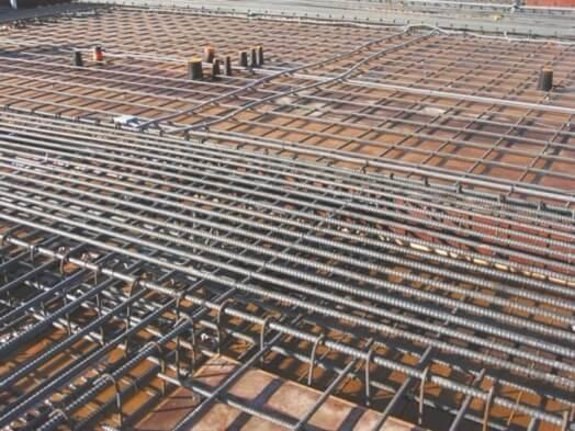 Армирование бетоном бетонная смесь basf