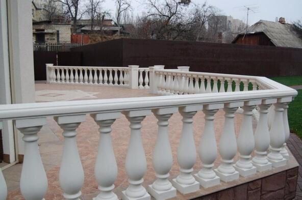 Балясина купить бетон купить форму для забора из бетона в екатеринбурге