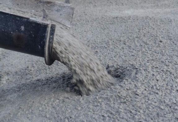 Цена на бетонную смесь за м3 поставки бетона