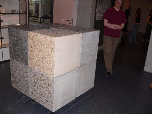 бетон кубический метр