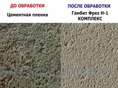 Молочко на бетоне керамзитобетон за м3