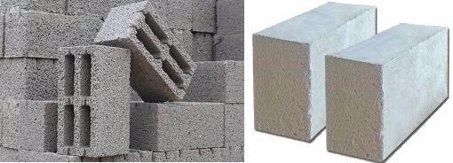 Газоблок или керамзитобетон что лучше для форма документа о качестве бетонной смеси
