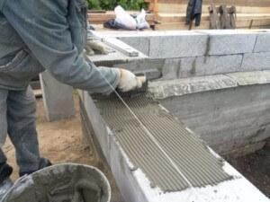 Применение блоков из полистиролбетона для утепления