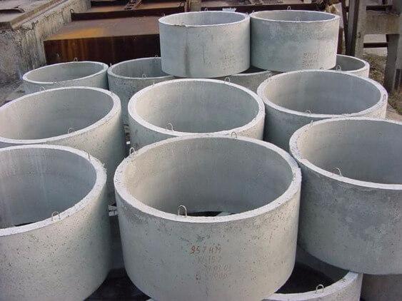Бетонные колодцы, колодец канализации - какой материал выбрать?