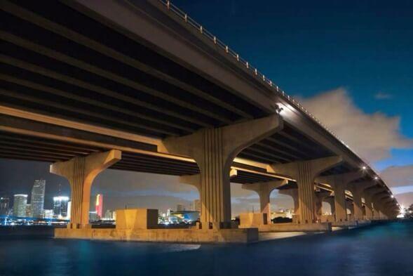 мосты из бетона