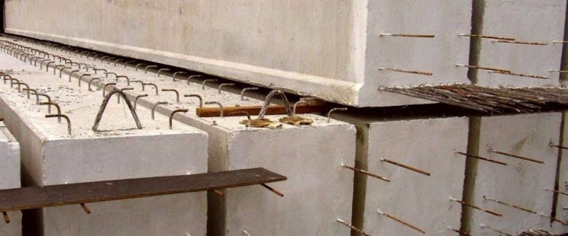 предварительно напряженного бетона