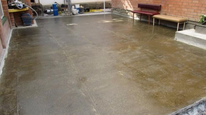 Чем пропитать бетон пенопласт в бетон