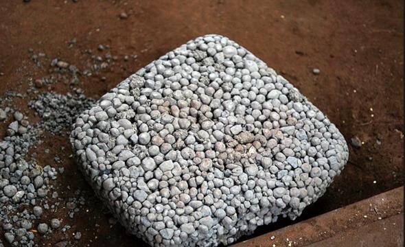 специальный бетона